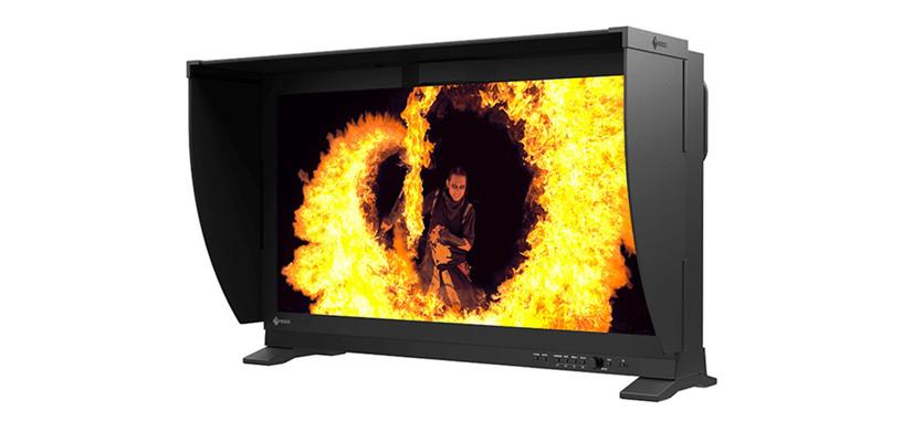 EIZO presenta el ColorEdge CG3146, monitor 4K con 1000 nits y sensor de calibración integrado