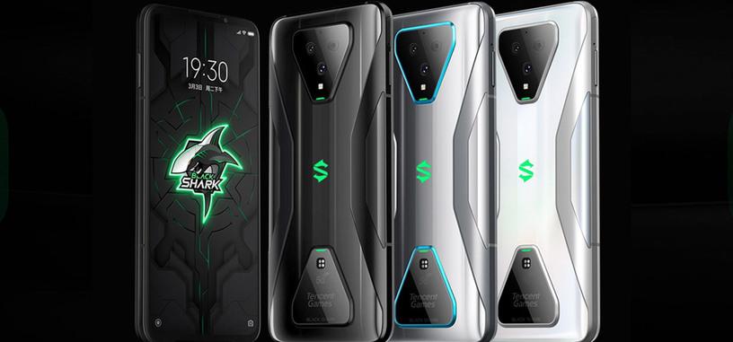 Xiaomi anuncia los Black Shark 3 y Black Shark 3 Pro