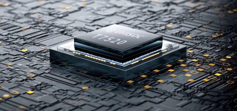 UNISOC anuncia el T7520, un SoC para móviles 5G de ocho núcleos fabricado a 6 nm UVE