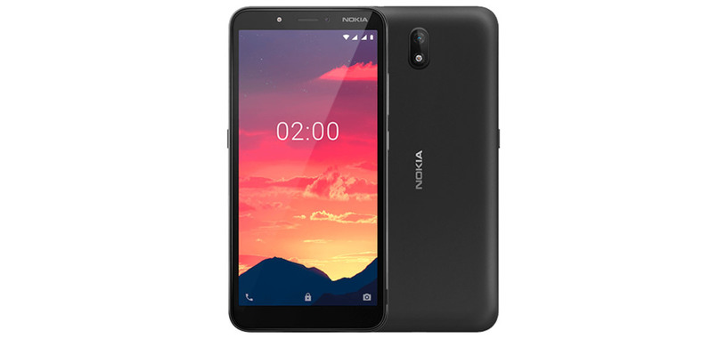 HMD anuncia el Nokia C2, gama baja con Android 9 Go