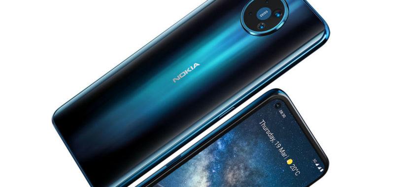 HMD Global anuncia el Nokia 8.3 5G, pantalla de 6.81'', SD765G y cámara de 64 Mpx