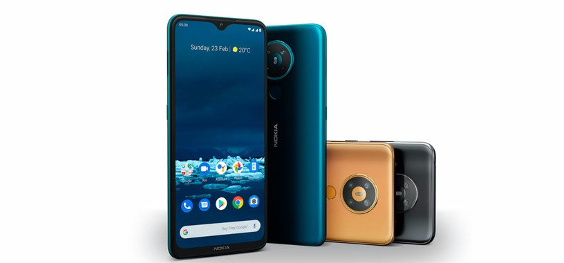 HMD Global presenta el Nokia 5.3 para la gama media