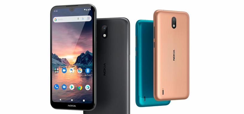 HMD Global anuncia el Nokia 1.3 con Android 10 Go