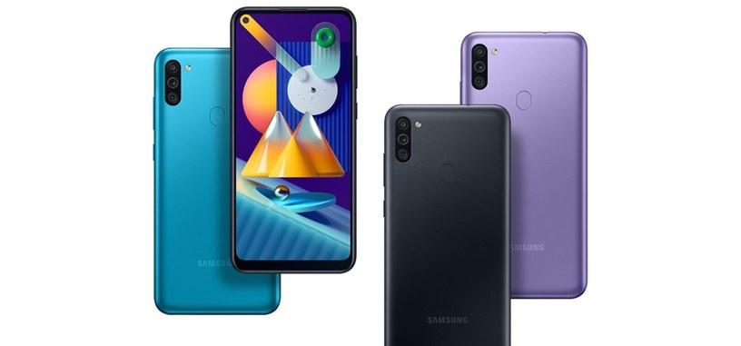 Samsung presenta el Galaxy M11