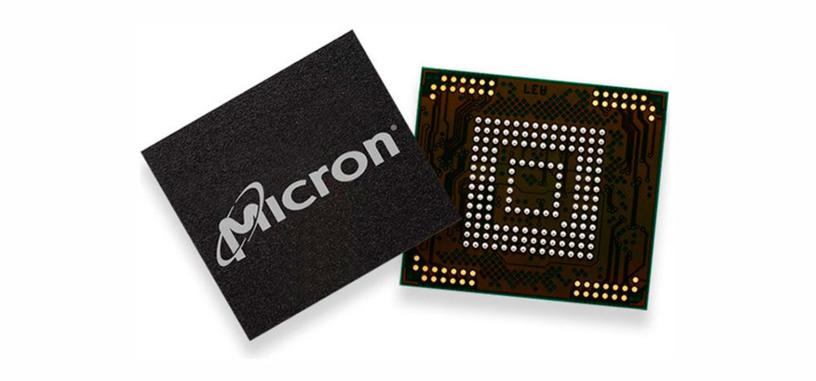 Micron comenzará este trimestre a producir NAND 3D de 128 capas