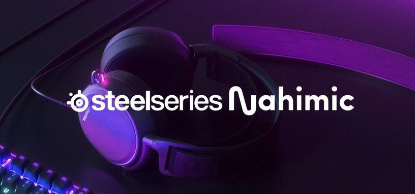 SteelSeries adquiere A-Volute, el desarrollador del audio Nahimic