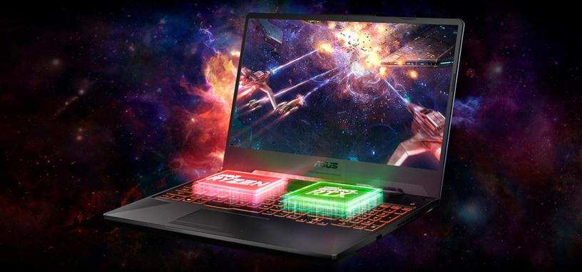 ASUS anuncia los TUF Gaming A15 y A17 con Ryzen 7 4800H y RTX 2060