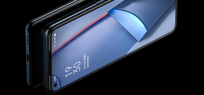 OPPO presenta el Ace2, con Snapdragon 865 y carga inalámbrica de 40 W