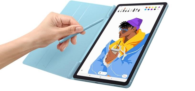 Samsung presenta la tableta Galaxy Tab S6 Lite