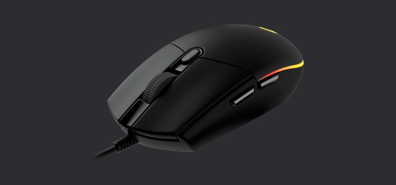 Logitech anuncia el ratón G203 LightSync