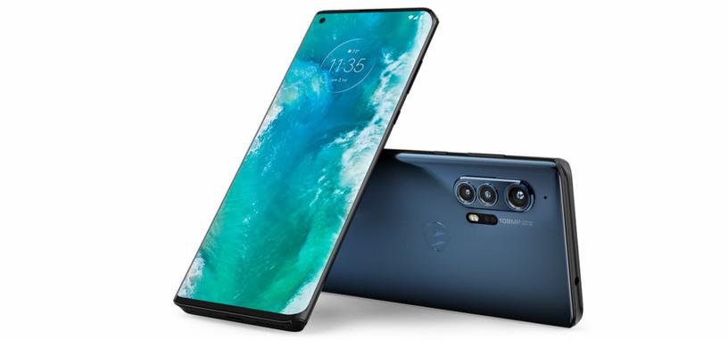 Motorola anuncia los Edge y Edge+, gama alta de hasta 1200 euros