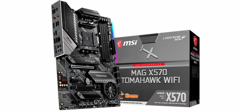 ASRock, ASUS, Gigabyte y MSI tienen nuevos BIOS para las placas base serie 500 para los Ryzen 5000