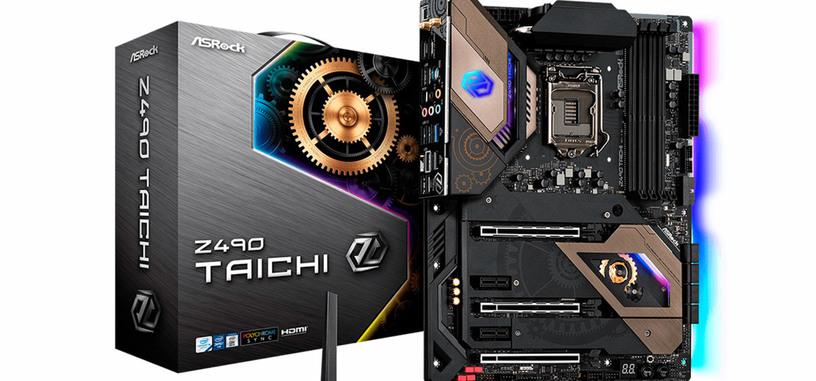 ASRock anuncia 31 placas base de chipsets H410, B460, H470 y Z490