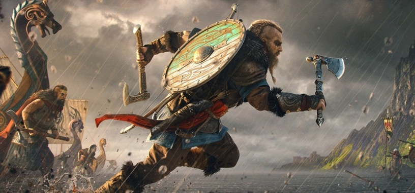 Prepárate a desatar tu furia vikinga en 'Assassin's Creed: Valhalla'