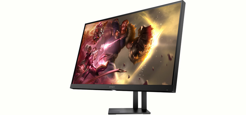HP presenta el monitor Omen 27i, QHD con panel nano-IPS, 165 Hz y Adpative Sync