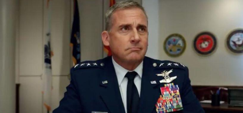 Netflix publica el primer tráiler de 'Space Force', la nueva comedia de Steve Carell
