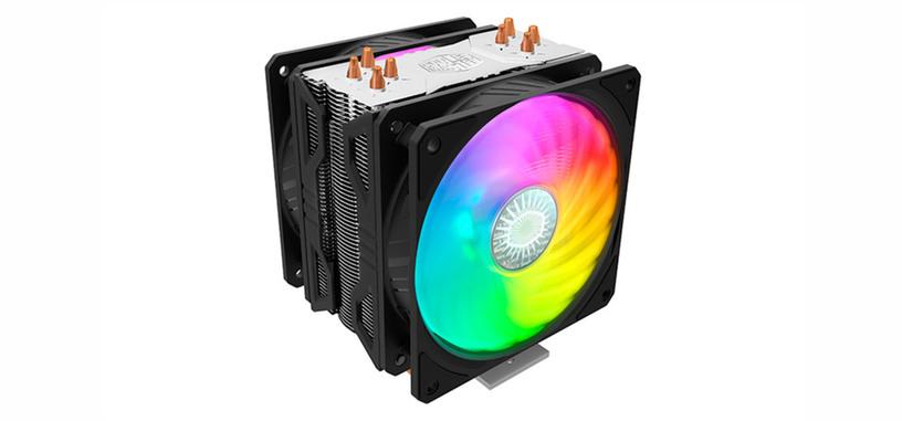 Cooler Master presenta la refrigeración Hyper 212 ARGB Turbo