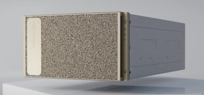 Nvidia anuncia el servidor DGX-A100, ocho Tesla A100 desde 200 000 dólares