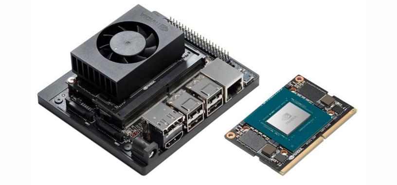 Nvidia presenta el kit de desarrollador de la Jetson Xavier NX por 399 dólares