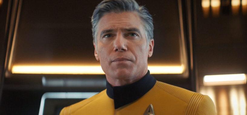 Star Trek regresará a la pequeña pantalla con 'Star Trek: Strange New Worlds'