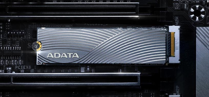 ADATA presenta la serie Swordfish de SSD tipo PCIe