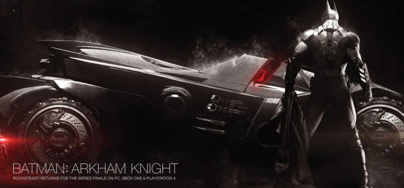 'Batman: Arkham Knight' dará un merecido final a la saga en 2014 para PC, Xbox One y PlayStation 4