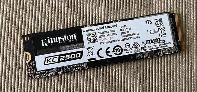 Análisis: KC2500 de Kingston, una SSD de alto rendimiento