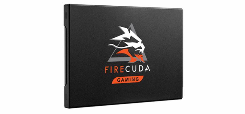 Seagate anuncia la serie FireCuda 120 de SSD de hasta 4 TB