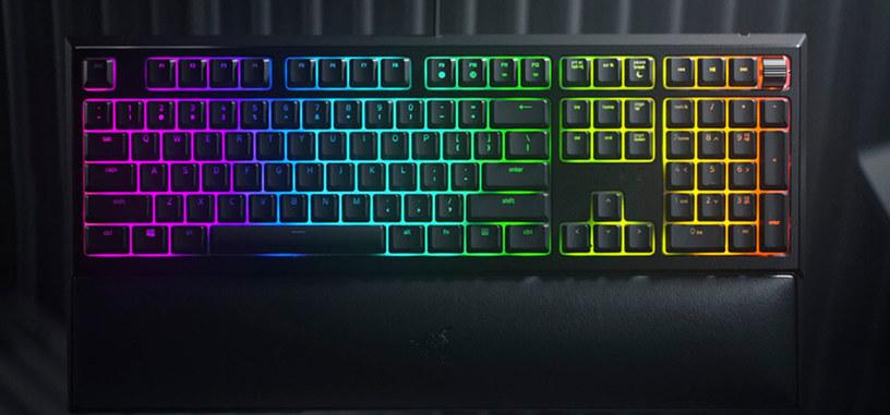 Razer mejora su teclado híbrido con el Ornata v2