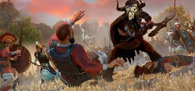 La tienda de Epic Games regalará 'Total War: Troy' el día de su puesta a la venta