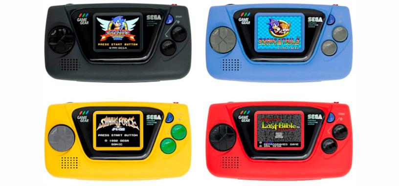 SEGA crea otra versión mini de uno de sus productos con la Game Gear Micro