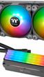 Thermaltake anuncia una refrigeración líquida AIO que cubre CPU y RAM