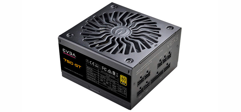 EVGA anuncia la serie SuperNOVA GT de fuentes modulares 80 PLUS Gold