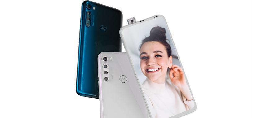 Motorola presenta el One Fusion+