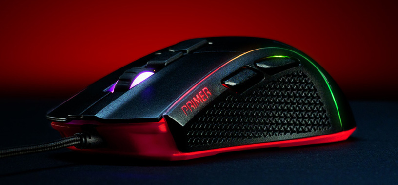 ADATA anuncia el ratón XPG Primer