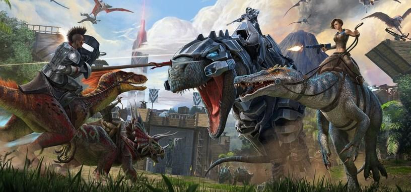 La tienda de Epic Games regala 'ARK: Survival Evolved' y 'Samurai Shodown NeoGeo Collection'