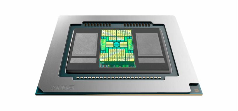 AMD anuncia la Radeon Pro 5600M con 8 GB de HBM2 para el MacBook Pro 16