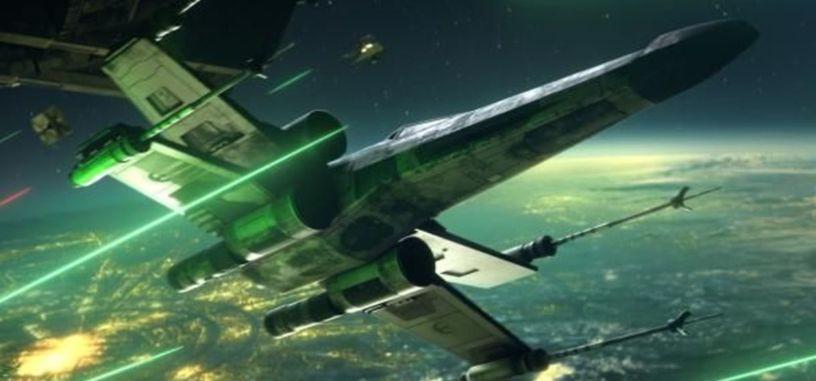 'Star Wars: Squadrons' te llevará en octubre a combates espaciales (y también en RV)
