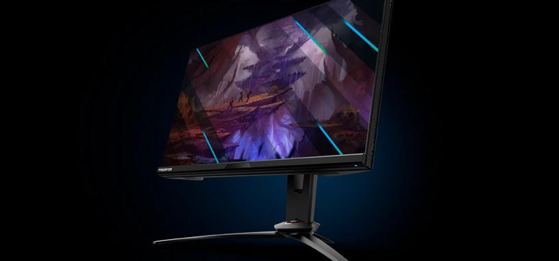 Acer presenta el monitor Predator X25, FHD de 360 Hz con G-SYNC