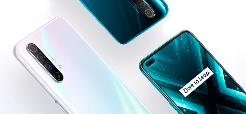 Realme presenta el X3, gama media con Snapdragon 855+, pantalla de 120 Hz