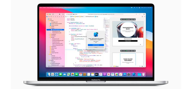 Los Mac con procesador Apple no usarán tarjetas gráficas de AMD