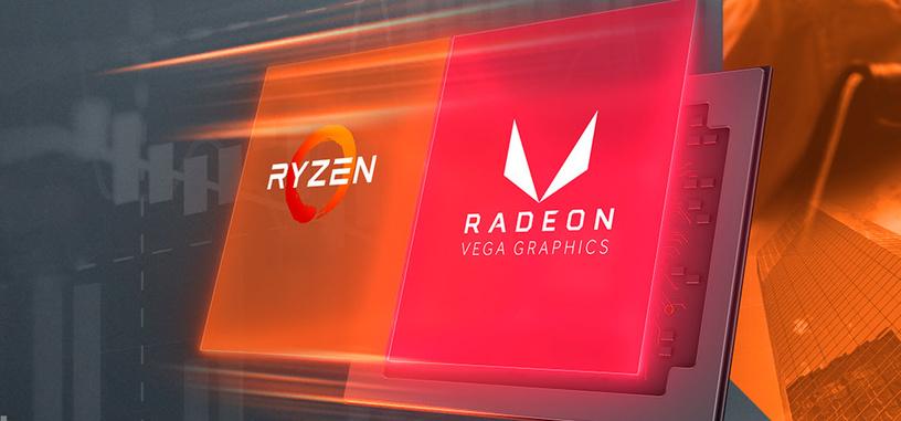 AMD incluiría RDNA en las APU serie Van Gogh, pero mantendría Vega para la Cézanne