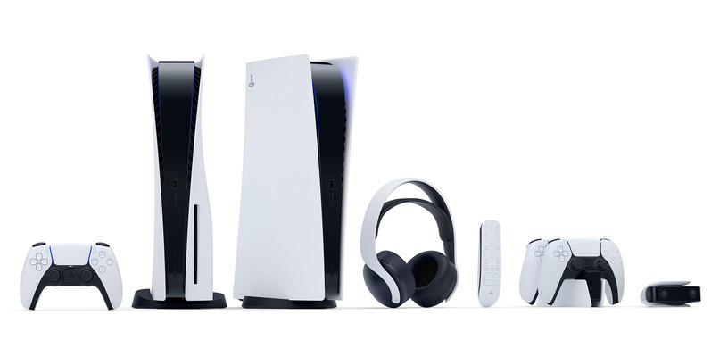 La PlayStation 5 solo digital llegaría por 399 €, y estos serían los precios de los accesorios
