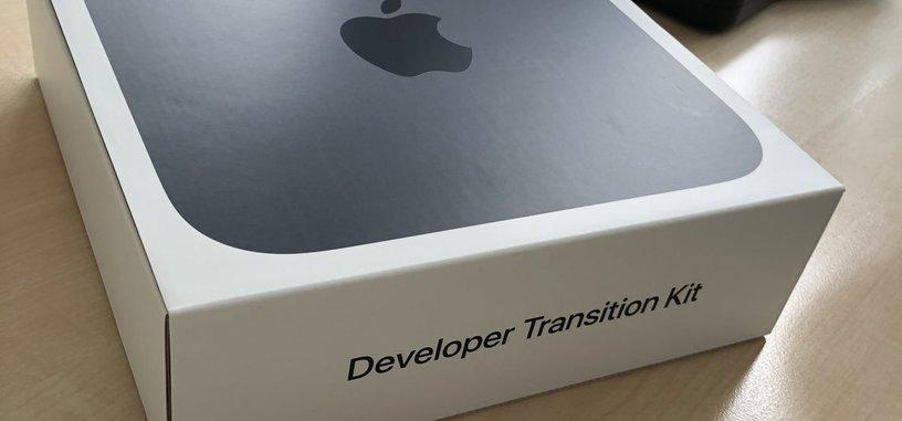 Empiezan a aparecer pruebas de rendimiento del Mac Mini con procesador Apple