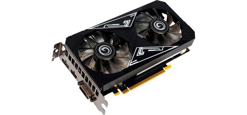 GALAX anuncia una GeForce GTX 1650 basada en el chip TU106 en lugar del TU117