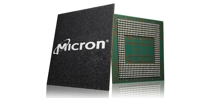 Micron sufre un apagón de una hora en una de sus fábricas de DRAM