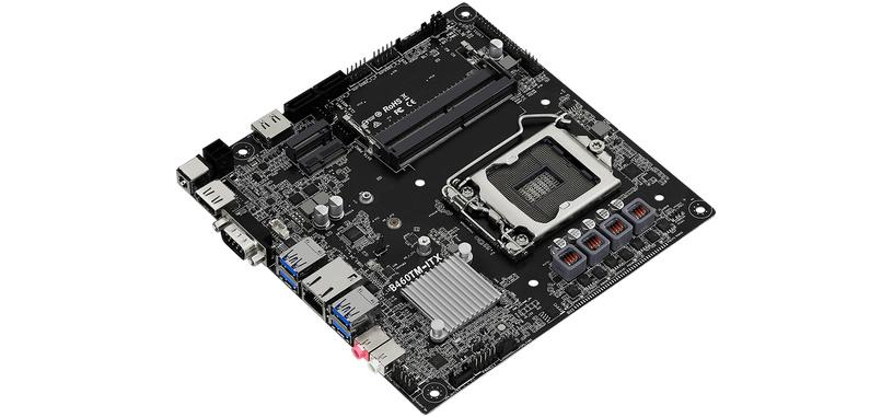 B460TM-ITX y H410TM-ITX de ASRock, placas base mini-ITX para mini-PC y todo en uno
