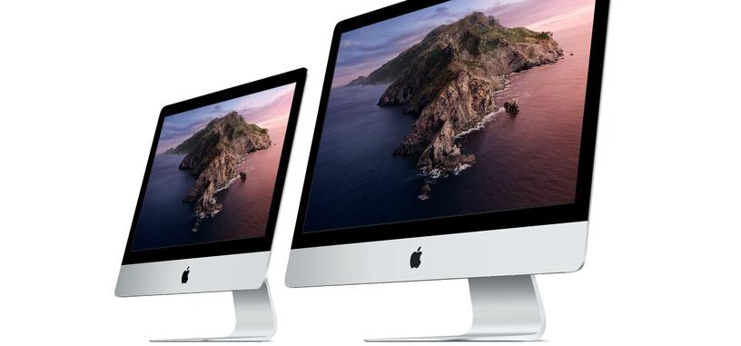 Uno de los próximos iMac usaría un Core i9-10910 y una Radeon Pro 5300