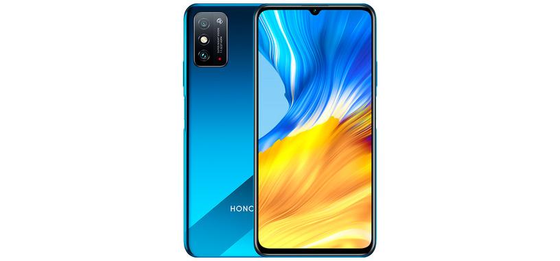 Honor presenta el X10 Max 5G, con pantalla de 7.09'' HDR, estéreo, y Dimensity 800 5G