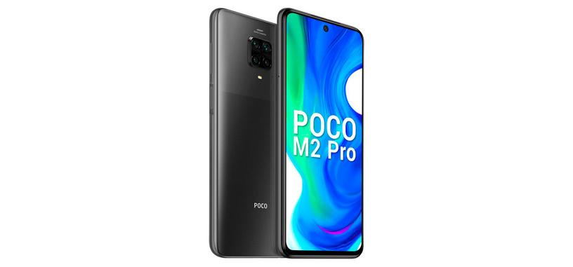 POCO presenta el M2 Pro, con Snapdragon 720G, 5000 mAh, carga de 33 W